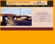 Bild Holzhandel und Kistenfabrik Barth e.K.