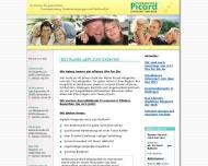Bild Webseite Picard Hörgeräte Büdingen