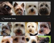 Bild Webseite Hundesalon Antje Amling Berlin