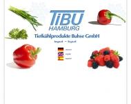 Bild Tiefkühlprodukte Buhse GmbH