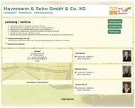 Bild Havemann & Sohn GmbH & Co. KG