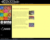 Bild Orlana GmbH Garne Import-Export
