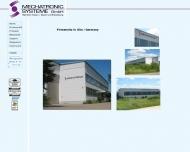 Bild Mechatronic Systeme GmbH High-Tech Import/Export und Entwicklung