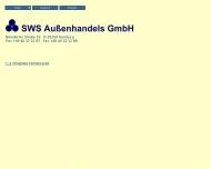 Bild SWS Außenhandels GmbH