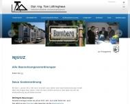 Bild Lüttringhaus Tom Dipl. Ing. öffentlich bestellter Vermessungsingenieur Vermessungsbüro