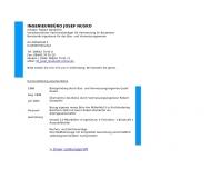 Bild Webseite Ingenieurbüro Nusko Josef Inh. Robert Dendorfer Bau- u. Vermessungswesen München