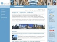 Bild Webseite MH Verwaltungsgesellschaft Dresden
