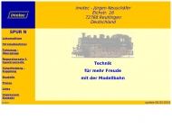 Website Neuschäfer Dipl.-Ing. (FH) Jürgen