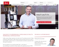 Melitta Professional Coffee Solutions - Partner f?r professionelle Kaffeezubereitung