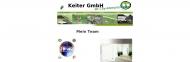 Website H.J. Keiter Gesellschaft
