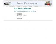 Bild Webseite Meier Karl Nürnberg