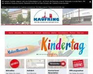 Bild Kaufring Kaufhaus am Ostbahnhof GmbH & Co.