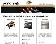 Bild Pianohaus Metz Nachf. Nikolaus Metz