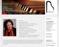 Bild Institut für Pianistik Gabriele Wulff