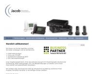 Bild Webseite Jacob Netzwerklösungen u. Kommunikationsberatungen Wedel