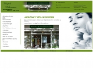 Bild Webseite Kosmetikstudio Bärbel Langer Berlin