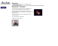 Bild Webseite Hund Carmen Beauty Case Kosmetik Rheinau