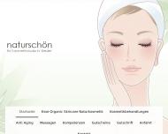 Kosmetikstudio Wedel natursch?n vegane Kosmetik und Massage - Wedel