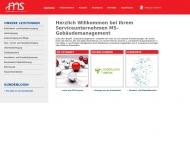 Dienstleistungen und Bundesweite Objektbetreuung - MS GEB?UDEMANAGEMENT
