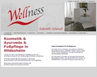 Bild Kosmetikpraxis Wellness am Raiffeisenweg, Gabriele Grimsel Kosmetikpraxis
