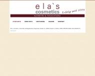 Bild Elas Cosmetics Kosmetikstudio