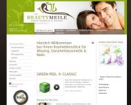 Bild Die Beauty Meile - Kosmetik und Waxing Institut