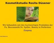 Bild Kosmetikstudio Rosita Düsener