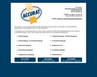Bild Accurat Gebäudereinigung GmbH