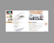 Bild Webseite Klutschka Karina Kosmetikinstitut Hamburg