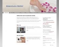 Bild Webseite Schalast Bärbel Berlin