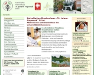 Bild Krankenhäuser Katholisches Krankenhaus