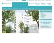 Bild Webseite Chirurgische Klinik Dr. Rinecker München