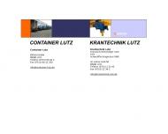 Bild Krantechnik Lutz