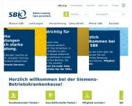 Bild SBK Siemens Betriebskrankenkasse
