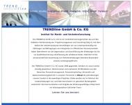 TRENDline GmbH Co. KG, Wesel - Steigen Sie ein