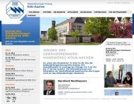 Website NeRa Gebäudereinigung