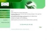 Bild Webseite Ambulanter Pflegedienst Kugler Feuchtwangen