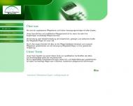 Website Ambulanter Pflegedienst Kugler