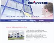 Bild Universal Gebäudereinigung GmbH