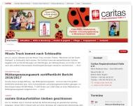 Bild CARITAS - Sozialstation Halle e.V. Häusliche Kranken- und Altenpflege