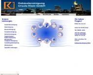 Gebaeudereinigung Ursula Klein GmbH