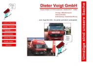 Bild Voigt GmbH, Dieter Umzüge und Möbeltransporte