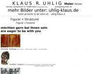 Bild Webseite Uhlig Klaus R. Köln