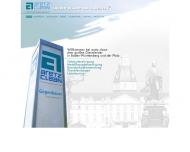 Bild Webseite Aretz Clean Stuttgart