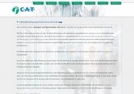 Bild C.A.T. Gebäude- und Industrieservice GmbH