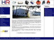 Bild Webseite Heinrich Rathjen Kunststoffverarbeitung Tornesch