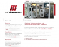 Bild Lütkenhaus Josef Holz- u. Kunststoffverarbeitung oHG