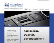 Bild Mesenhöller GmbH Kunststofftechnik