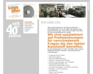 Website Kunststoffverarbeitung Schönig & Domes