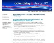Bild Webseite GO Verlag München
